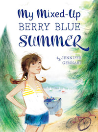 Cover of Berry Blue Summer